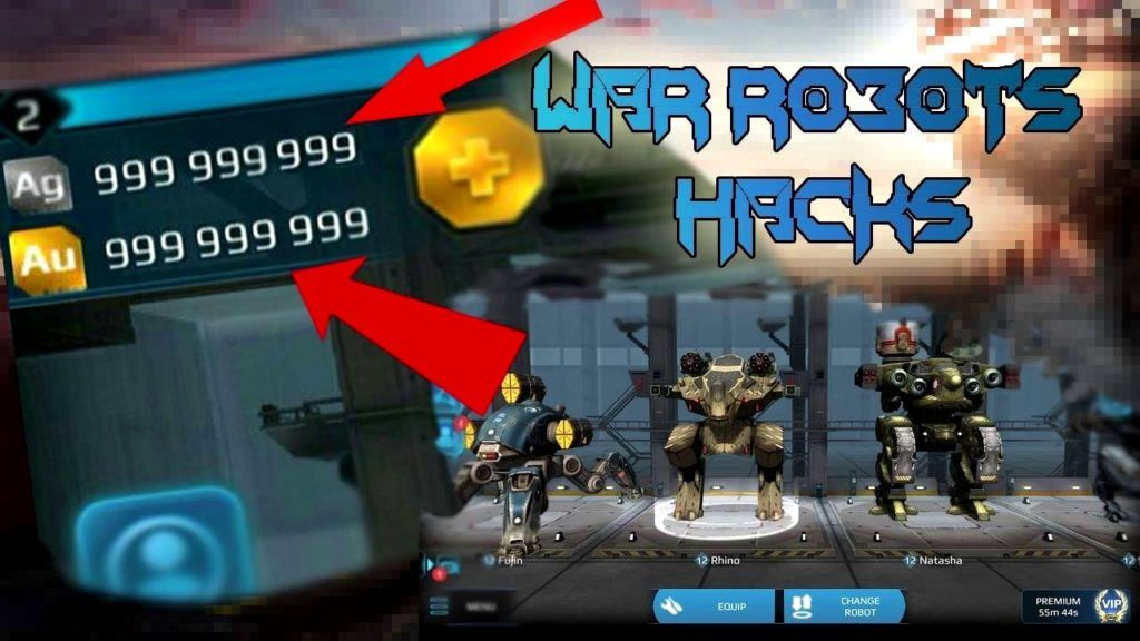 War Robots Hack Unlimited Golds
