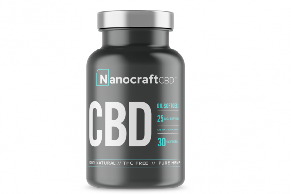 Delayed Release Medical Cannabis CBD Capsules